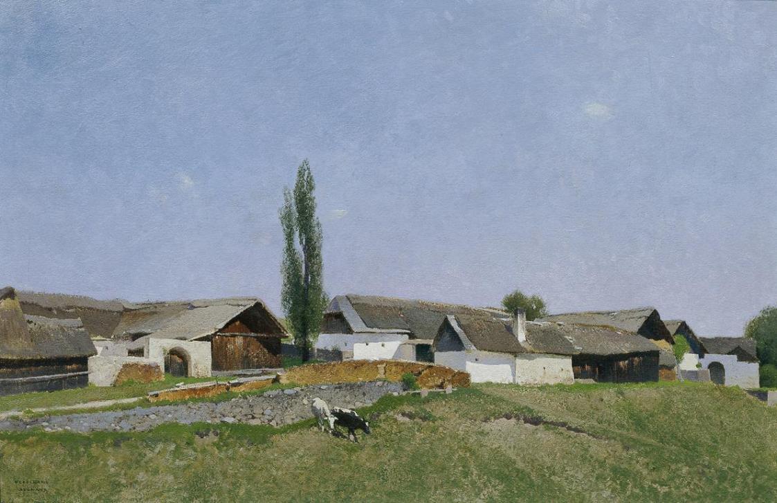 Aus der Zwettler Gegend von Ferdinand Brunner
