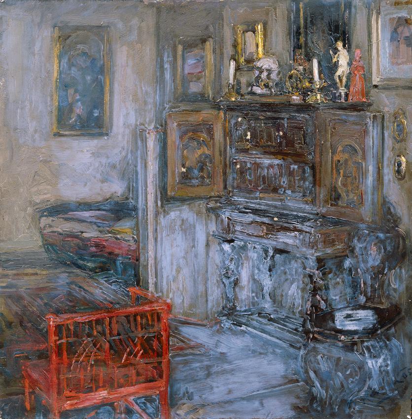 Interieur von Alois Hänisch