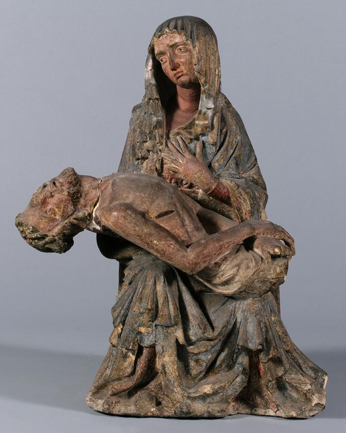 Pietà von Steirischer Bildhauer