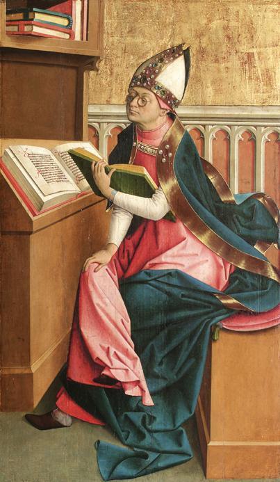 Hl. Augustinus von Meister von Großgmain