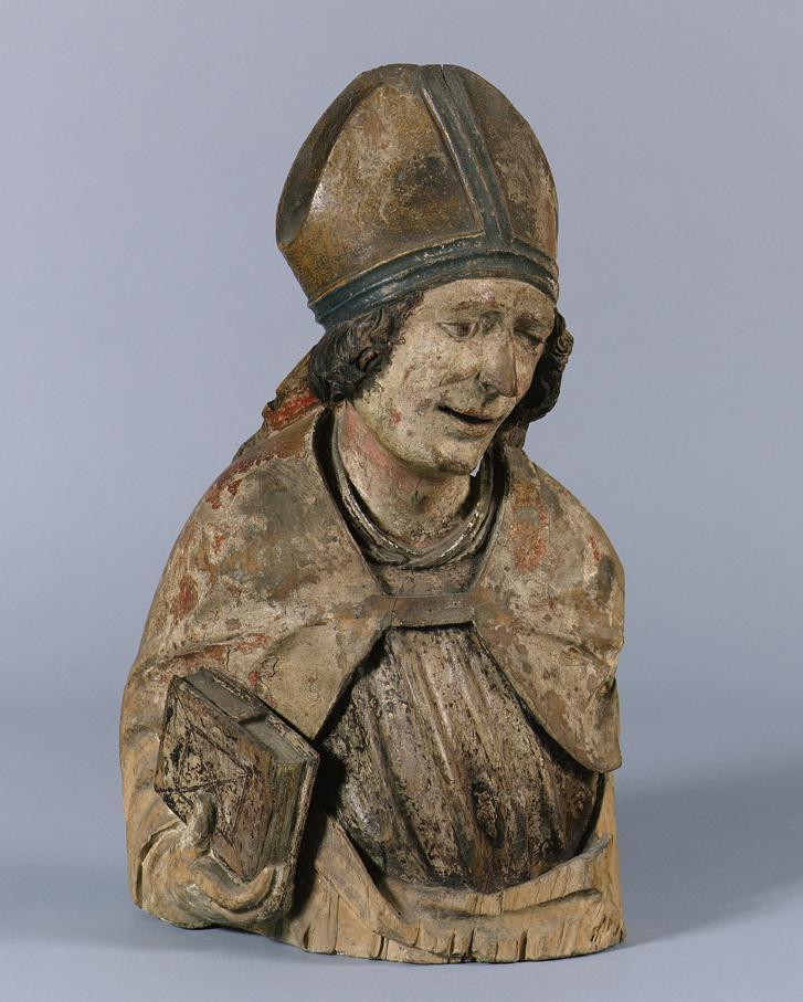 Hl. Augustinus von Villacher Bildschnitzer