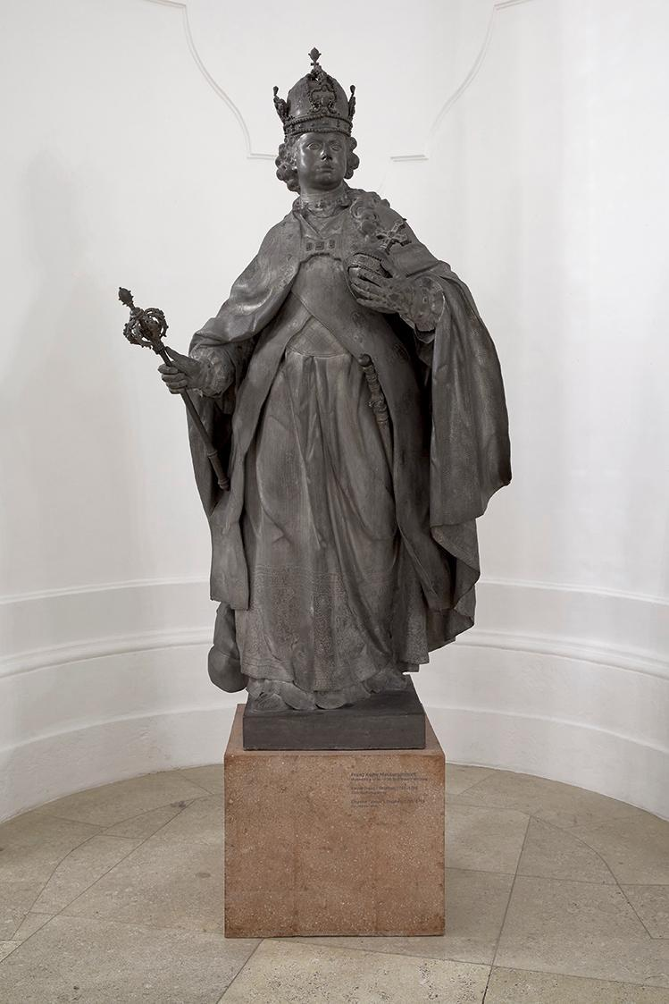 Kostüm Kaiser Franz