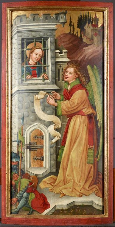 Mittelalter engel Wie sehen